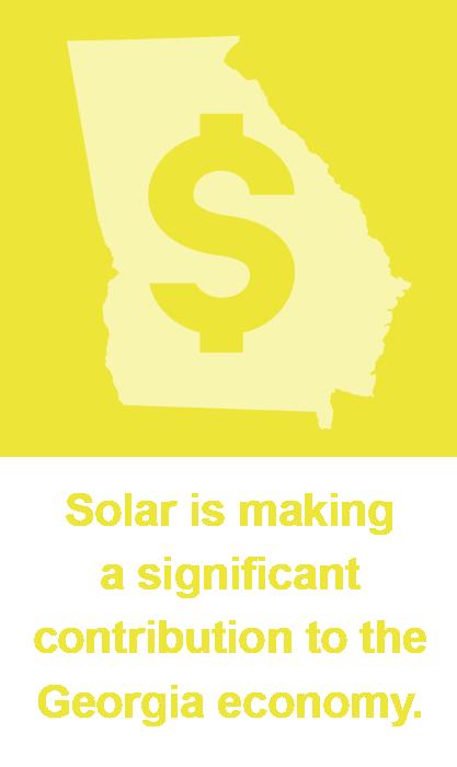 Solar contribution icon